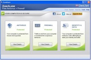 Descargar ZoneAlarm Free Antivirus + Firewall