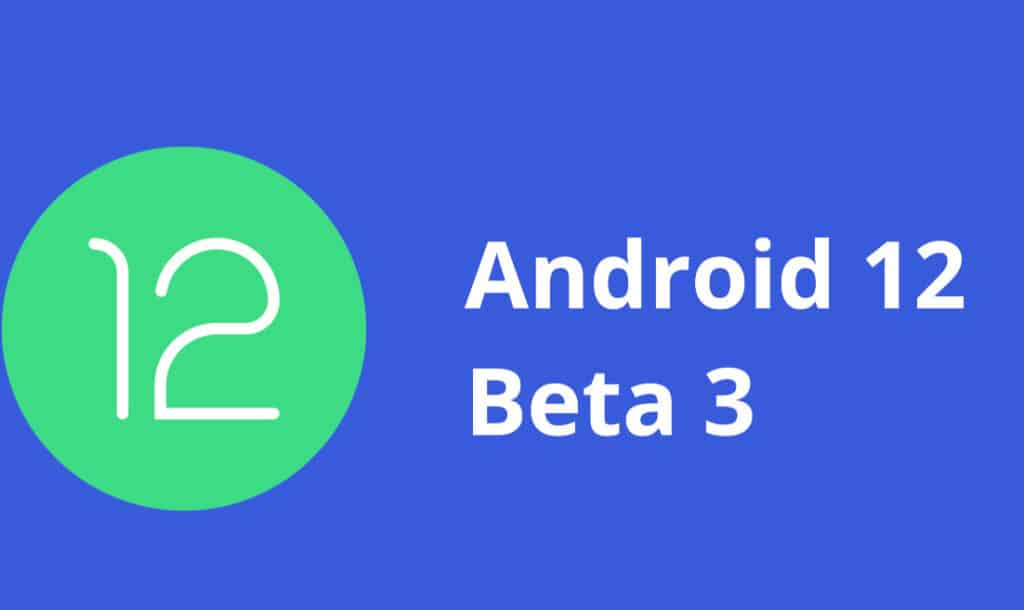 Android-12-Beta-3